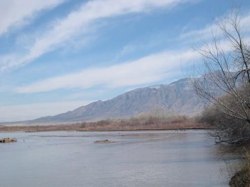 View of the Rio Grande
